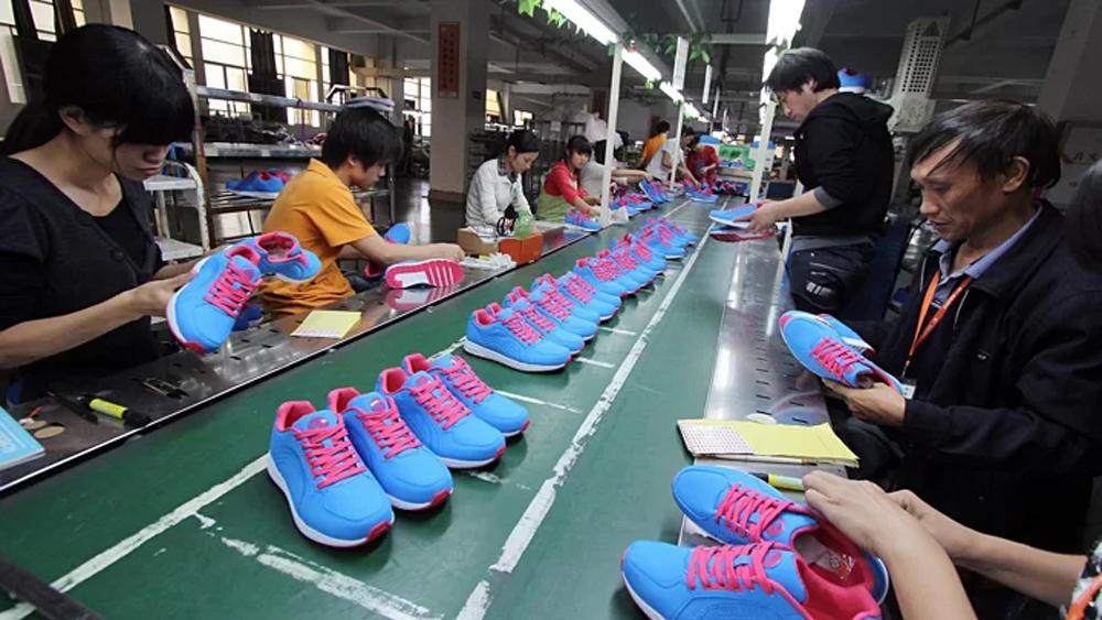 Thủ phủ 5.000 công ty giầy của Trung Quốc